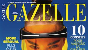 Campagne publicitaire pour Mosaïque dans les magazines Gazelle, Gazelle Cuisine et Ras el Hanout